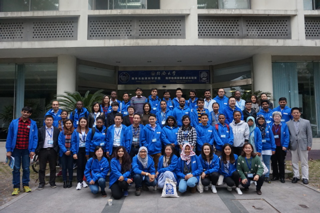 The 3rd Exchange Program of Marine Scholarship of China Held in Tongji